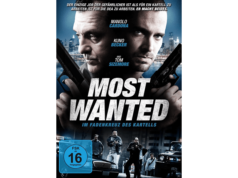Most Wanted – Im Fadenkreuz des Kartells [DVD]