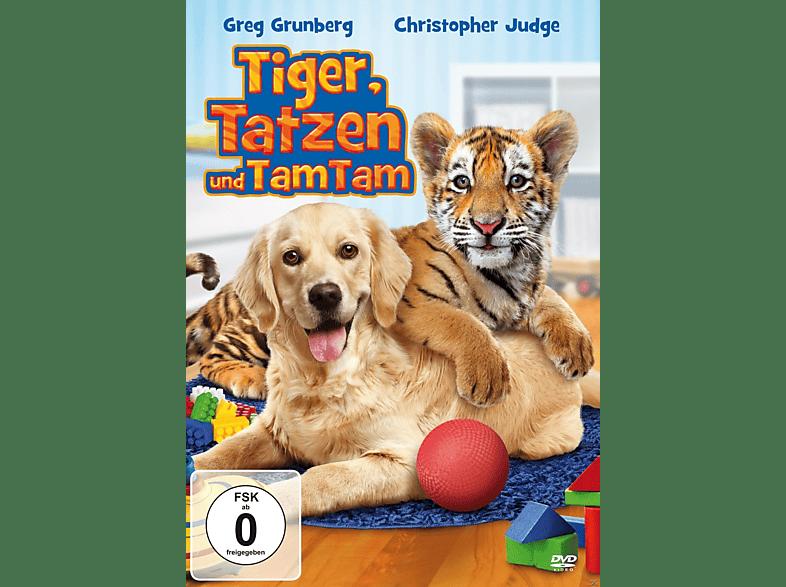 Tiger, Tatzen und TamTam [DVD]