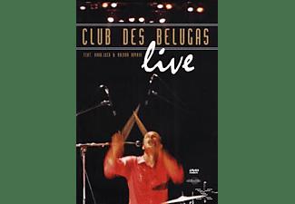 Club Des Belugas - Live  - (DVD)