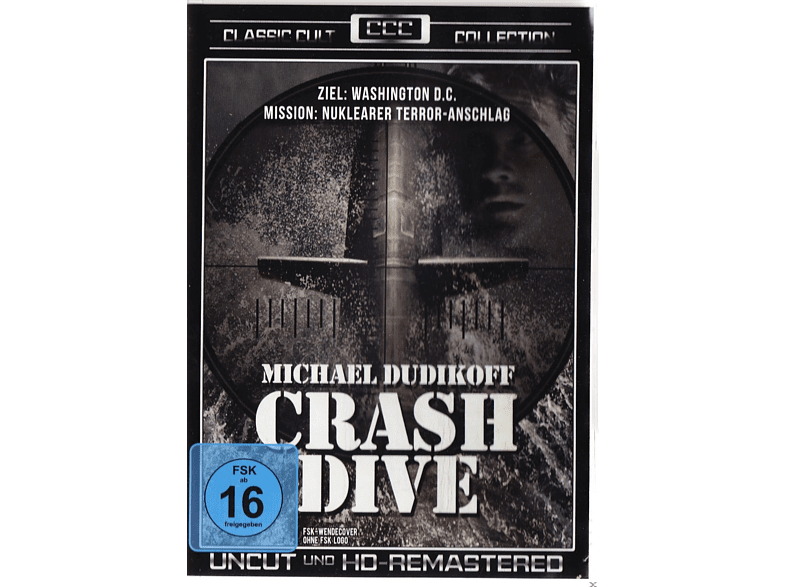 Crash Dive [DVD]