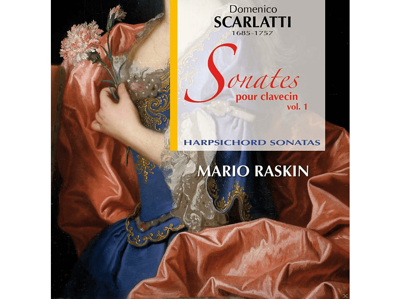 Mario Raskin - Cembalosonaten Vol.1 [CD]