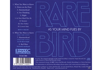 Rare Bird - As Your Mind Flies By  - (CD)