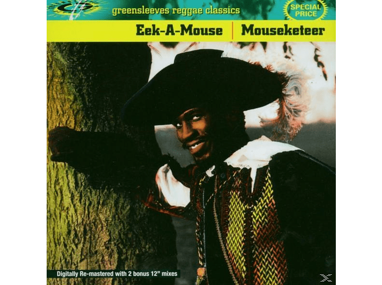 Eek - Mouseketeer [CD]