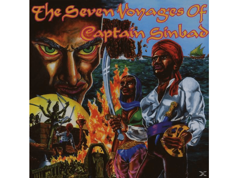 Captain Sinbad - The Seven Voyages Of [CD]