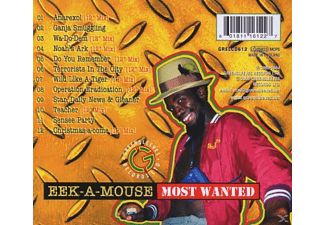 Eek-A-Mouse - Most Wanted  - (CD)