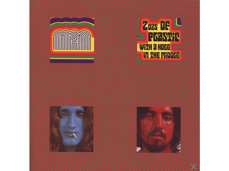Man - 2 Oz's Of Plastic With A Hole In The Middle [CD]