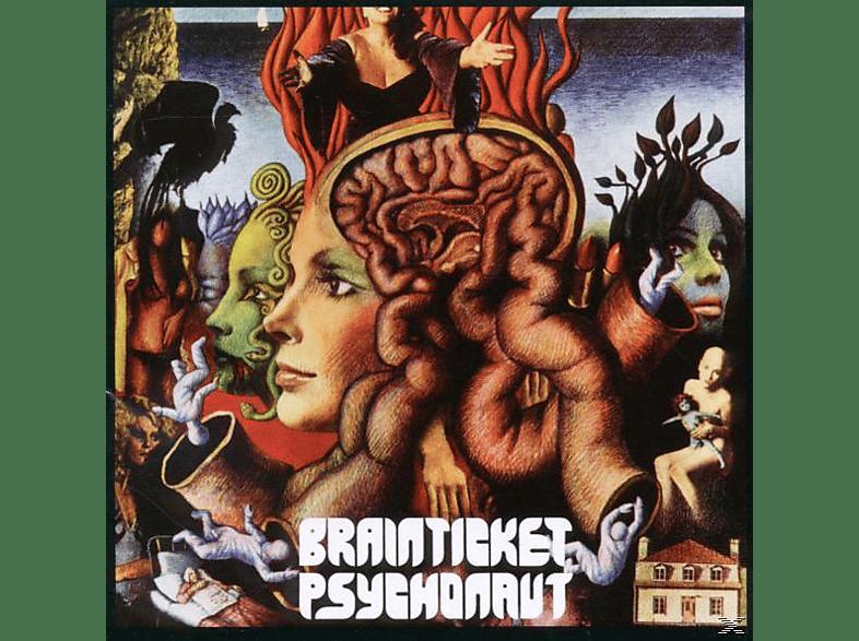 Brainticket - Psychonaut (Remastered) [CD]