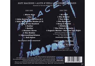 Soft Machine - Alive & Well - Recorded In Paris ( - (CD)