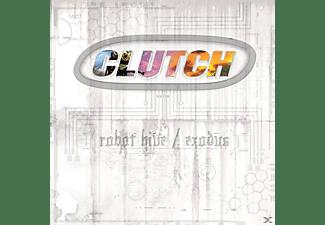 Clutch - Robot Hive/Exodus (2lp+Gatefold)  - (Vinyl)