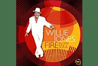 Willie Jones - Fire In My Soul [CD]