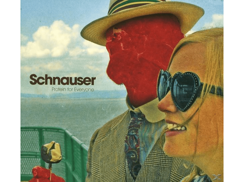 Schnauser - Protein For Everyone [CD]