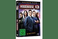 Warehouse 13 - Staffel 5 [DVD]