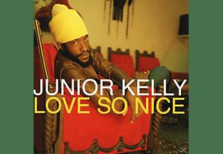 Junior Kelly - Love So Nice  - (CD)