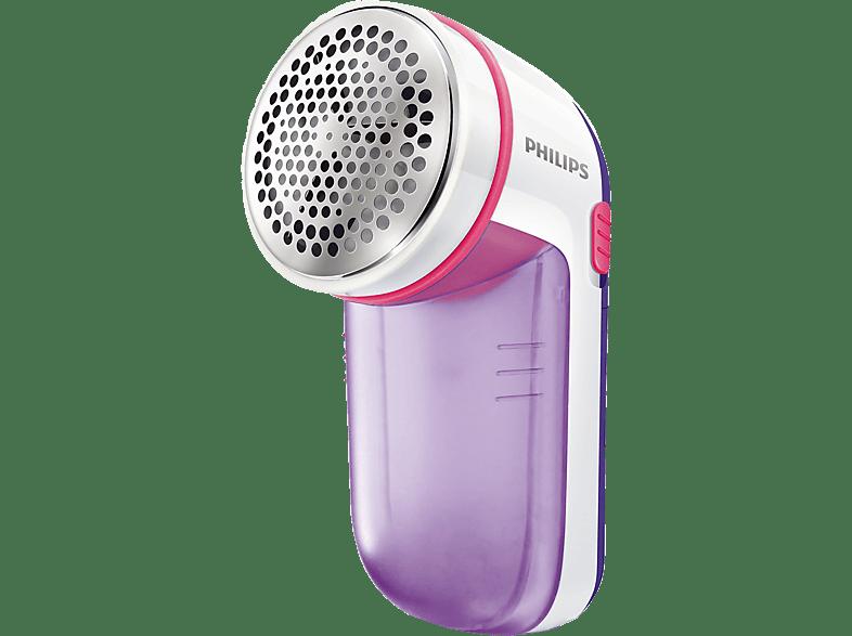 PHILIPS GC026/30 Fusselrasierer Flieder/Pink