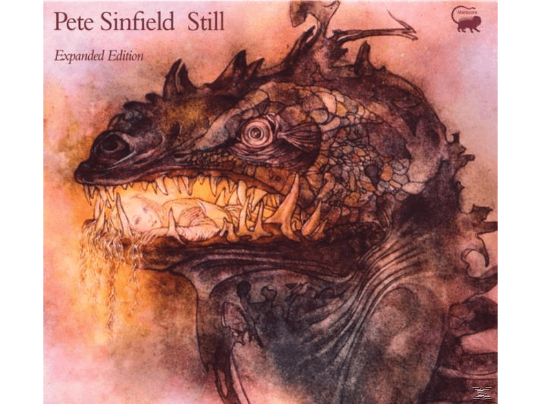 Pete Sinfield - Still -Deluxe- [CD]