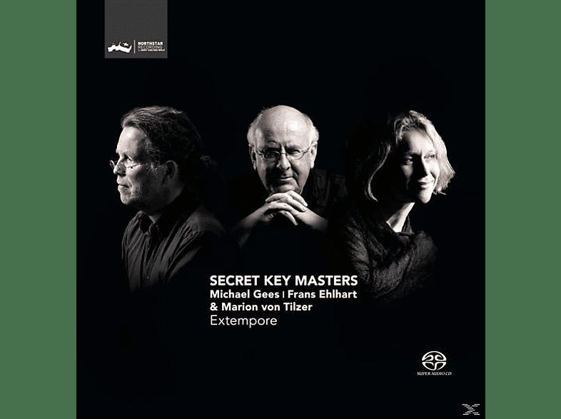 Frans Ehlhart, Mario Von Tilzer, VARIOUS, Michael Gees - Secret Key Masters [SACD Hybrid]