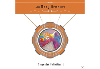 Many Arms - Suspended Definition  - (CD)