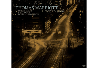 Thomas Marriott - Urban Folklore  - (CD)