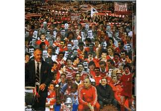 VARIOUS - This Is Anfield/Liverpool Fc  - (CD)