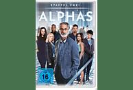 Alphas - Staffel 2 [DVD]