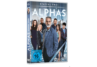 Alphas - Staffel 2 DVD