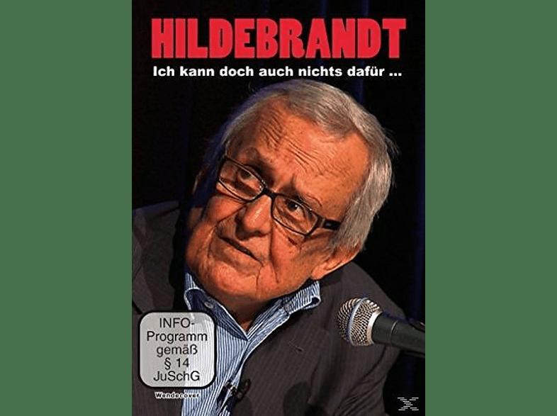 Dieter Hildebrandt : Ich kann doch auch nichts dafür ... [DVD]