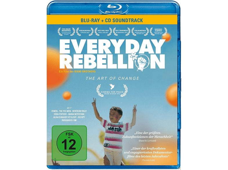 Everyday Rebellion [Blu-ray]