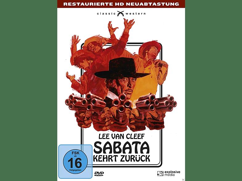 Sabata kehrt zurück [DVD]
