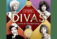 Aretha Franklin, Etta James, Nina Simone, The Shirelles, Esther Phillips, VARIOUS, Mary Wells - Stars-Divas [CD]