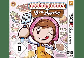 Cooking Mama: Bon Appétit! - [Nintendo 3DS]