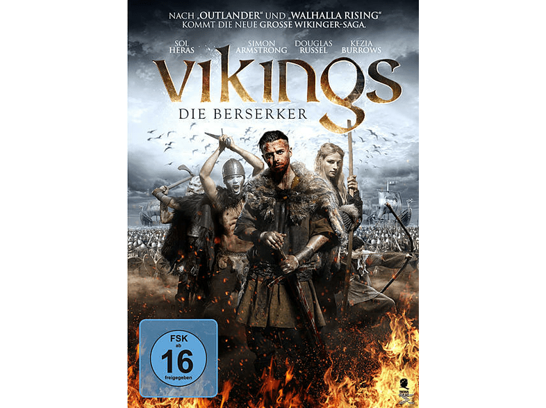 Vikings - Die Berserker  [DVD]