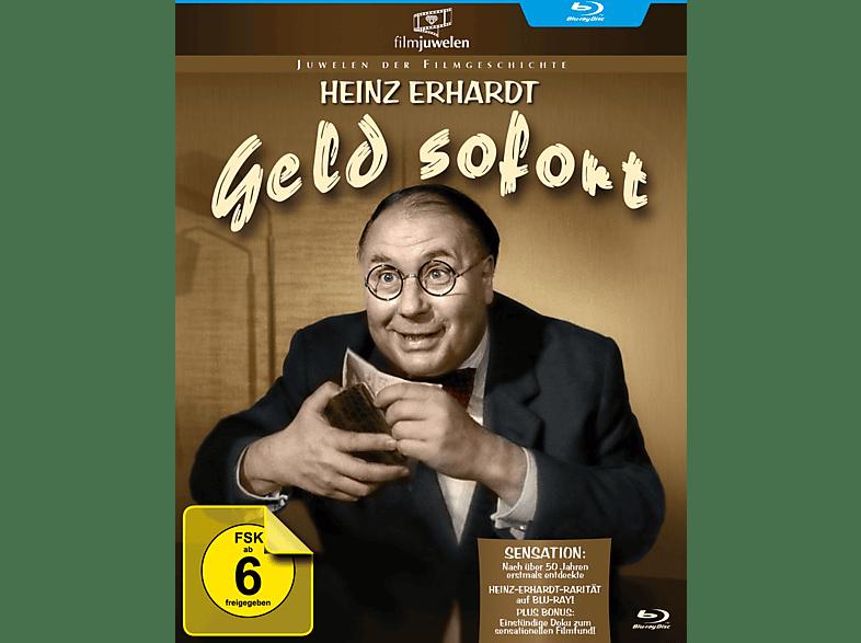 Heinz Erhardt: Geld sofort [Blu-ray]