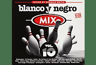 Various - Blanco Y Negro Mix Vol.10 [CD]