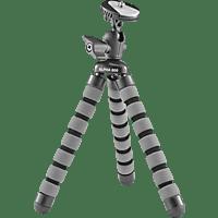 CULLMANN 50060 Alpha 600 Dreibein Stativ, Grau, Höhe offen bis 170 mm