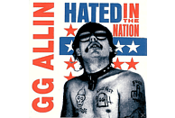 G.G. Allin - Hated In The Nation [Vinyl]