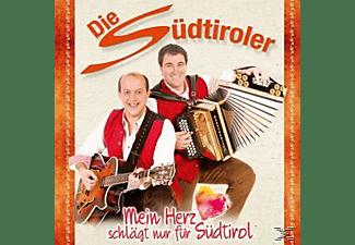 Die Südtiroler - Mein Herz schlägt nur für Südtirol  - (CD)