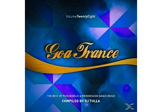 VARIOUS - Goa Trance Vol.28  - (CD)