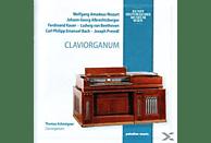 Thomas Schmögner - Claviorganum [CD]