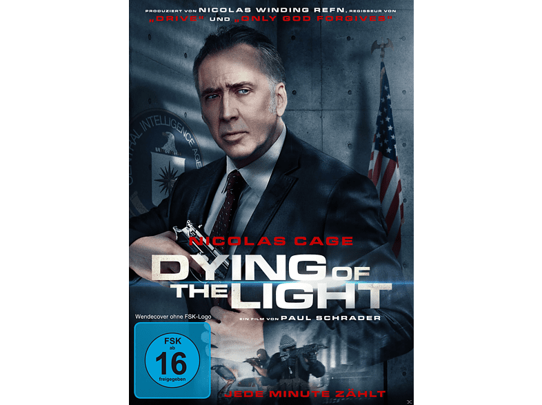 Dying of the Light - Jede Minute zählt [DVD]