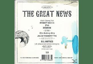 John Coffey - The Great News  - (CD)