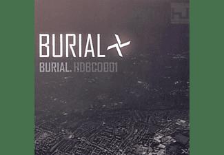 The Burial - Burial  - (CD)