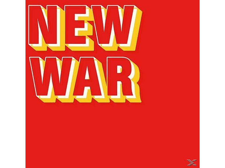 New War - NEW WAR (+DOWNLOAD/LIM./180G) [Vinyl]