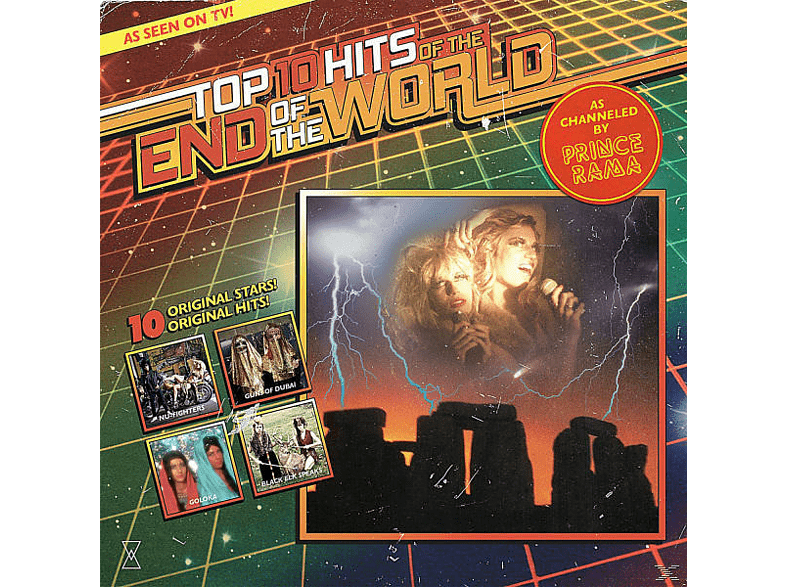 Prince Rama - Top Ten Hits Of The End Of The World [CD]