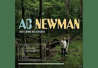 A.C. Newman - Shut Down The Streets  - (Vinyl)