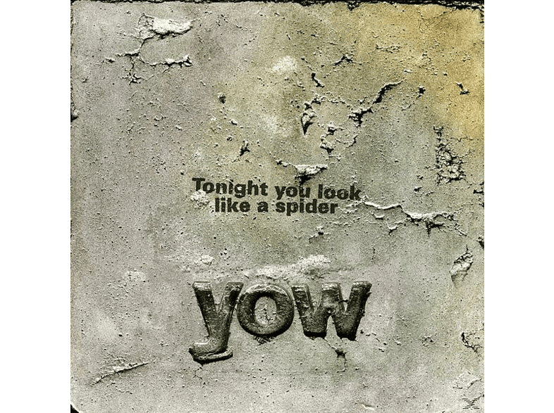 David Yow - Tonight You Look Like A Spider [Vinyl]