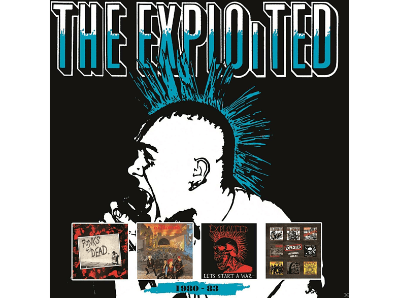 The Exploited - 1980-83 [CD]
