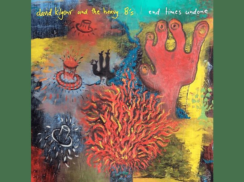 David Kilgour - End Times Undone [CD]