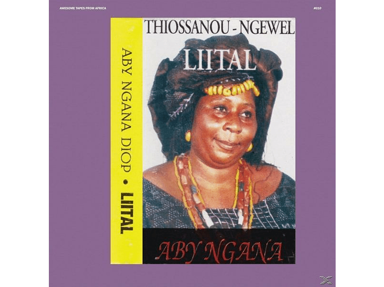 Aby Ngana Diop - Liital [Vinyl]