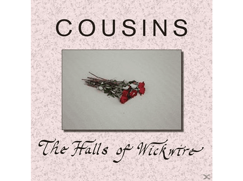 Roy Cousins - The Halls Of Wickwire [CD]