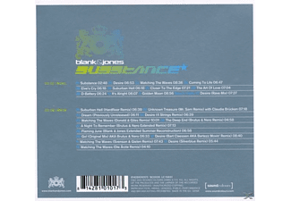 The Jones - Substance - 10th Anniversary Deluxe Edition  - (CD)